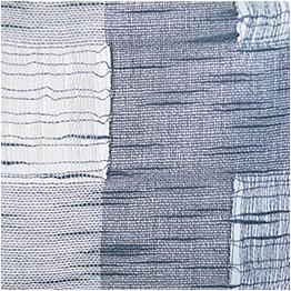 空羽(あきは)織り写真
