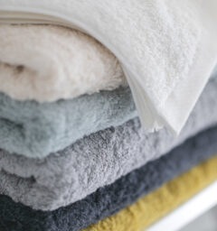 肌着の糸でつくったタオル商品画像
