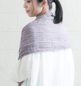 水布人舎towatoi 人物着用画像
