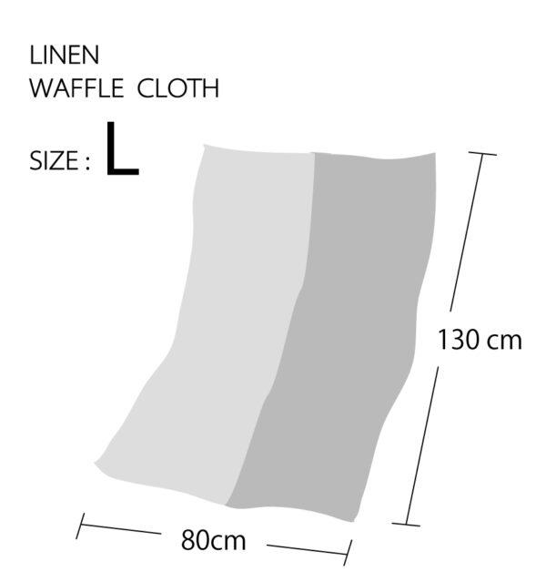 リネンクロスL説明写真