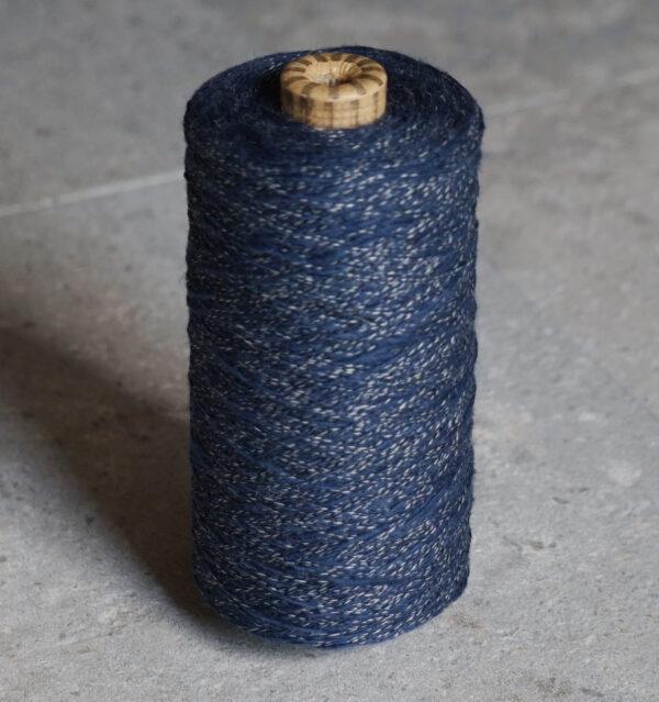 インディゴ杢糸画像