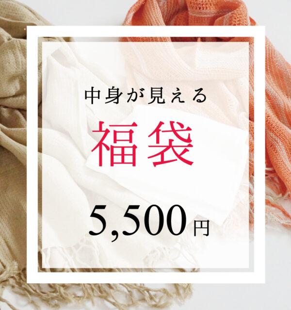 福袋5500円画像