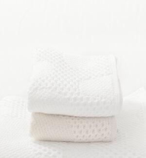 編み織りハニカム 水布人舎