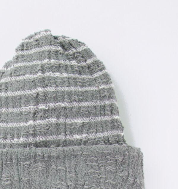 コットンキャップ スラブボーダー商品画像