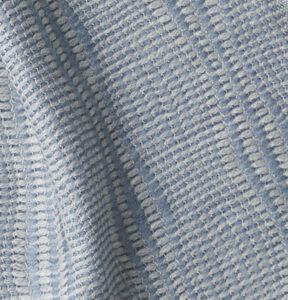 オルタネートストライプ ブルー クローズアップ画像
