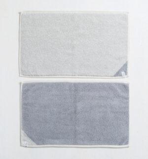 CUON:E クオンイー サファイス リバーシ バスマット グレー 商品画像